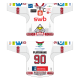 Fischtown Pinguins - Trikot-Kids 2020-21 - AWAY - 10-Reisnecker - Gr: 50