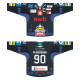 Fischtown Pinguins - Trikot-Kids 2020-21 - THIRD - 74-Sykora - Gr: 50