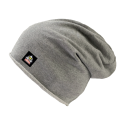 Fischtown Pinguins - Brooklyn Beanie - Logo - grey