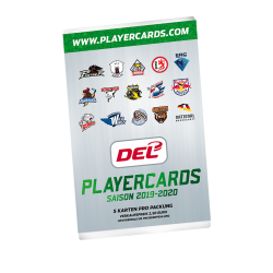 DEL Playercards 2019/2020 - 1 Packung
