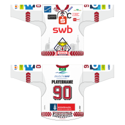 Fischtown Pinguins - Trikot 2020-21 - AWAY - OHNE Name-Nummer