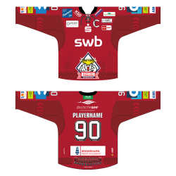 Fischtown Pinguins - Trikot 2020-21 - HOME - 13-Jeglic - Gr: L