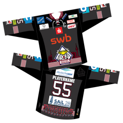 Fischtown Pinguins - Authentic - 2019-20 - THIRD