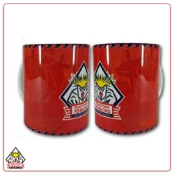 Fischtown Pinguins - Tasse - Logo Rot